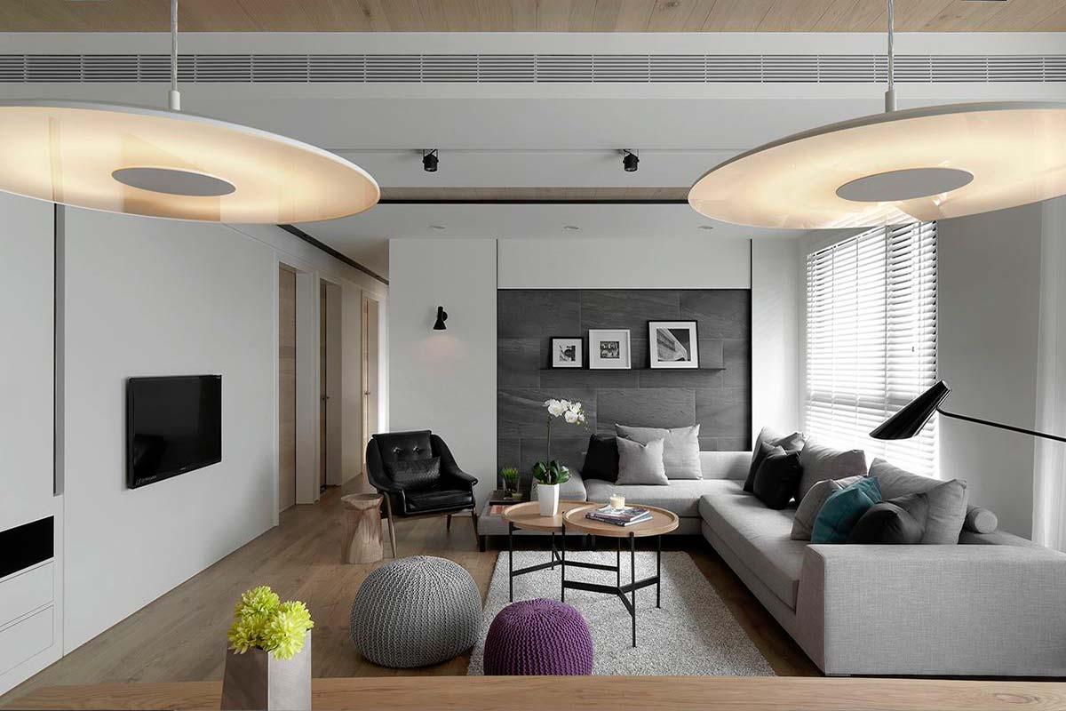 Iluminación interiores