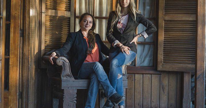 María Eugenia Ansaldi y Francisca Ansaldi, de Casas Val