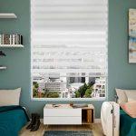 Logra el descanso soñado con las cortinas ideales para habitación